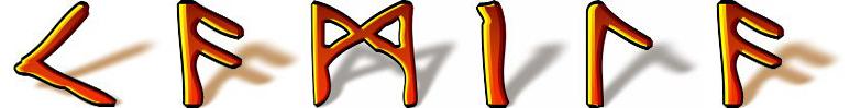 Kamila imienny talizman runiczny